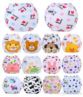 Wholesale Baby Washable Reusable Real Cloth STANDARD Hook Loop Pocket Nappy Diaper Cover Wrap suits Birth to Potty One Size yrs