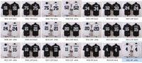 Wholesale Oakland jerseys N1ke Elite Football Stitched Raiders Jackson42 Joseph Mack Howie Long Amari Cooper Black White