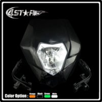 Wholesale Universal Headlights Headlamp StreetFighter for Motorcycle KTM EXC SXF SXS XCR XCW XCF MX SMR DUKE