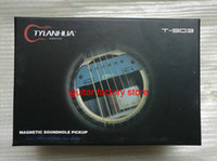 acoustic pickups - TYLANHUA T Double pickup the sound hole pickup With MIC Acoustic guitar Pickups