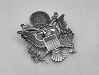 airforce badges - The United States US AIRFORCE Hat Cap Badge metal badge