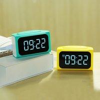 alarm clock uk - Remax RMC LED Alarm Digital Clock Timer USB Mobile Phone Adapter Power Charger V V CN EU UK Standard Plug