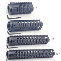 Wholesale 4 Length Quad Rail Handguard Free Float M16 M4 AR Hand Gurad