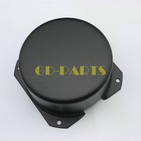 amplifier covers - Home Audio Video Equipments Amplifiers PC Round Black Iron Transformer cover can enclosure FR Vintage Tube Amps