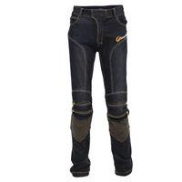 atv rides - Riding Tribe HP Jeans Racing Motorcycle Protective Pants Men MX ATV Trouser With CE Knee pads Motocicleta Pantalon Moto Black Jeans moto