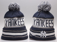 best beanie brand - New yankees beanies sports teams hats top quality wool cap brand winter cool beanies best women hats yp