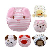 Wholesale 20 new Reusable Baby Infant Nappy Cloth Diapers Soft cotton baby nappy TRX0025