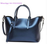 Wholesale New American Style Genuine Leather Women Shoulder Bag Brand Designer Cowhide girls handbags Skin Crossbody