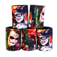 Wholesale Harley Quinn and Joker Stubbie Cooler Stubby Can Holder DC comics by EMS express