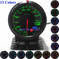 advanced racing - Colors in One Racing Car mm Defi Advanced BF Water Temp Gauge Meter with All Accessories