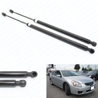 Wholesale 2pcs set car Pair Auto Hood Lift Supports Shocks Struts Fits for Nissan Maxima