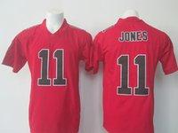 Wholesale Falcons Julio Jones Rush Jersey Cheap Football Jerseys Men Football Shirts Football Uniform Devonta Freeman Rush Jerseys