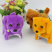 baby bark - Dog Electronic toys Robot Dog Electronic Pets Cute Walking Barking dog doll toy baby toys brinquedos
