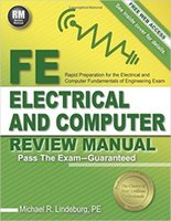 Wholesale FE Electrical and Computer Review Manual new books instock and ready to ship by park888