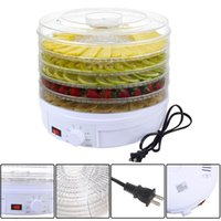 Wholesale 5 Tray Electric Food Dehydrator Fruit Vegetable Dryer