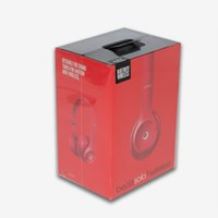 Wholesale High Quality Used beats Solo Wireless Headphones On ear Noise Cancel Headphones Headset Refurbished with seal retail box Free DHL Ship