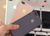 Wholesale 4 Fake iPhone plus Android System iOS Display With Cases G RAM G ROM With Original Box