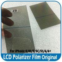anti static film - Original LCD Polarized Polarizer Film For iPhone S C S Plus Anti Static Polarizer Polarizing LCD Digitizer Screen Repair