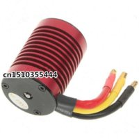 Wholesale 13T KV Sensorless Brushless Motor for Car Toy Red Parts amp Accessories