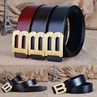 Wholesale 2016 new style designer Luxury belt Genuine leather brand for men belt simple casual solid brass buckle for meal
