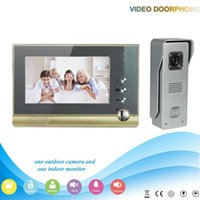 Wholesale XSL V80 M3 V1 XINSILU Manufacturer inch Home Security System Smart Video Door Phone Waterproof Wired Intercom System
