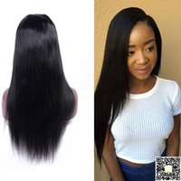 Cheap Brazilian hair U Part Human Hair Wigs Best Straight Beyonce's Hairstyle Silky Straight Human Hair Wigs