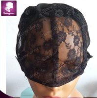 adjusting lace wigs - new designed wig cap for making wigs lace front wig full lace wig cap with adjusted straps in back