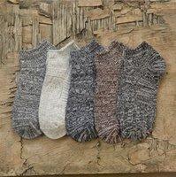 ancient japanese - 2016 Japanese thick socks bold lines restoring ancient ways recreational casual man socks pairs SN BOF007