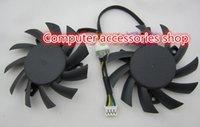 air hawk - New original Graphics Video Card Fan For MSI R5770 R6770 N450GTS HAWK PLA07010S12HH mm V A Pin