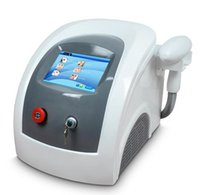 Wholesale 8 Inch Touch Screen Q Switch Nd Yag Laser Tattoo Removal Machine Pigments Removal nm nm nm