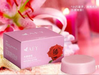Wholesale 200pcs AFY Natural Flower soap body whitening Ruddy Areola Crystal Soap Active Enzyme Soap Remove Odor Underarm Body Whitening Body Care