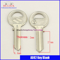 auto key blanks - A082 Locksmith Keymaster Brass House Home Door Blank Key Blanks Keys Factory outlets Low price