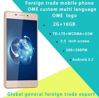 Wholesale OEM language FUGN W52 G export supply Fujing intelligent mobile phone WIFI Bluetooth universal mobile phone camera