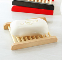 Cheap wooden Wood Soap Dishes Best wooden wooden Soap Rack Plate Box