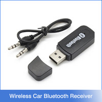 aux bluetooth dongle - YET M1 A2DP RDA S EDR Wireless Car Bluetooth Receiver Adapter Kit MM AUX Audio Stereo Music Home Hands free MIC Audio Dongle