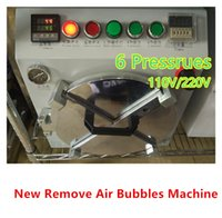 air removal machine - New Complete Removal LCD Air Bubble Machine OCA Autoclave Bubbling Repair Tools For iPhone Plus Samsung HTC SONY Universal