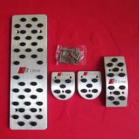 audi tt clutch - Car Accessories For Audi A4 B6 B7 B8 A5 A6 C5 C6 A7 A8 Q5 A3 Q3 TT MT Accelerator Brake Clutch