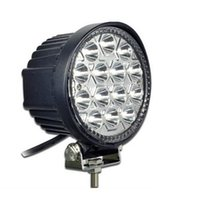 Wholesale New W x LEDs Work Light Car Truck WD Offroad SUV ATV Lamp DC V Suitable for Car motorcycle fire engine etc