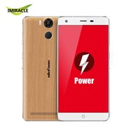 Cheap 6050mAh Battery Ulefone Power Dual Sim Octa Core Fingerprint ID 5.5 Inch 4G LTE Smart Android Phone