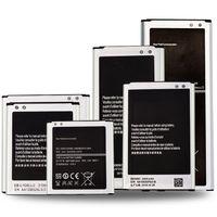 Wholesale Battery For Samsung Batteries S4 i9500 S5 S6 Samusng S3 S4 S5 Mini bateria Samsung Note Note Note4 G530 G355 Akku