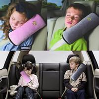 backpack car seat - 1x Car Seat Belt Pad Harness Safety Shoulder Strap Bag BackPack Soft Foam Cover