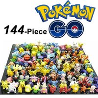 Wholesale Zorn toys CNFT Pokémon go Action Figures plastic doll Decoration Pikachu Bulbasaur Squirtle Charmander Charizard Piece cm
