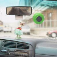 Wholesale In stock Fashion Suction Speaker Shower Car Waterproof Wireless Bluetooth Handsfree Mic Newest mic download
