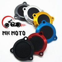 aluminum motorcycle frames - Motorcycle Accessories CNC Aluminum Frame Hole Cover Front Drive Shaft Cover For Yamaha T max TMax530