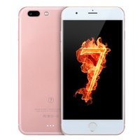 Wholesale Goophone clone i7 plus fake G Quad Core MTK6580 inch IPS G RAM G ROM MP Camera