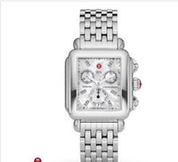 michele watch - NEW Chronograph MICHELE DECO DAY MOP DIAMOND DIAL LADIES WATCH WOMEN S WATCH MWW06P000014