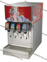 Wholesale Commercial Countertop v Hz v Hz Electric Flavor Drink Beverage Soda Fountain Dispenser Machine