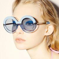 arrow decorations - 2016 Big Size With Arrow Decoration Sunglasses Round KW Designer Sun Glasses Colors Cheap Sunglasses