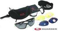 acrylic shot glasses - Goggles Guarder C4 Tactical Shooting Glasses w Set Lens Belt mens sunglasses with lens