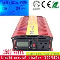Wholesale modified Sine Wave Inverter W W W W W W W solar inverter DC24V to AC V